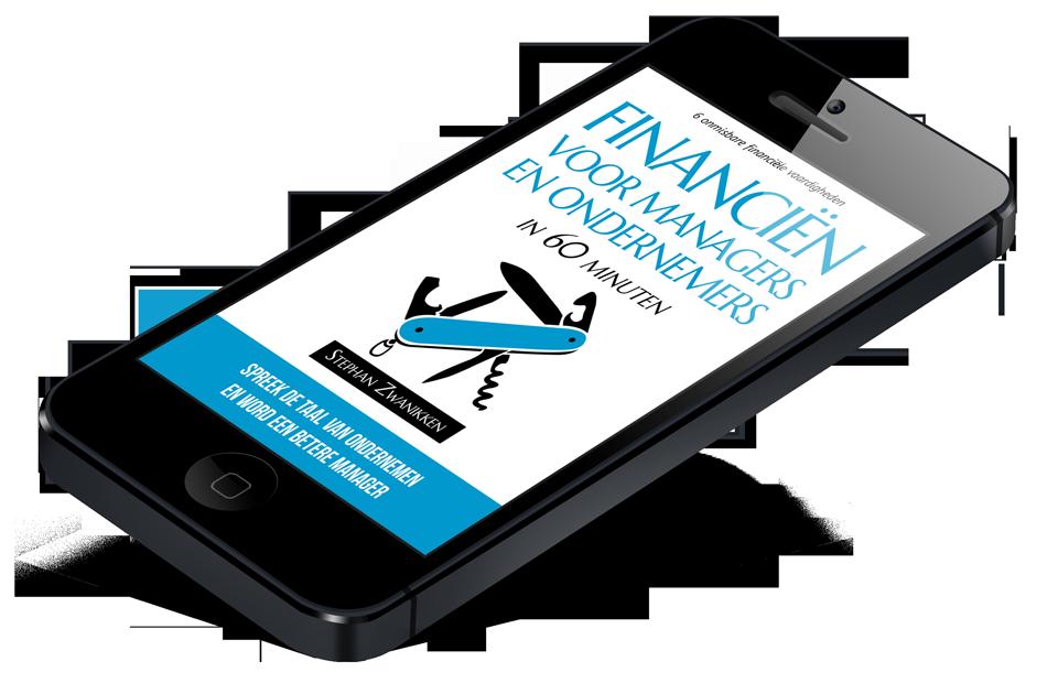 Luisterboek Financiën voor managers en ondernemers in 60 minuten